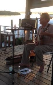 Cary banjo_FL bar