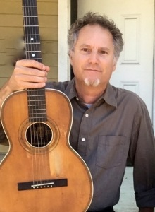 Cary with Victoria guitar